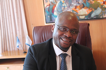 Another NWU alumnus takes the helm | News | NWU | North-West University