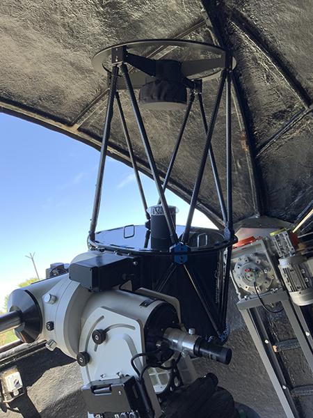 New Mahikeng Astronomy Telescope